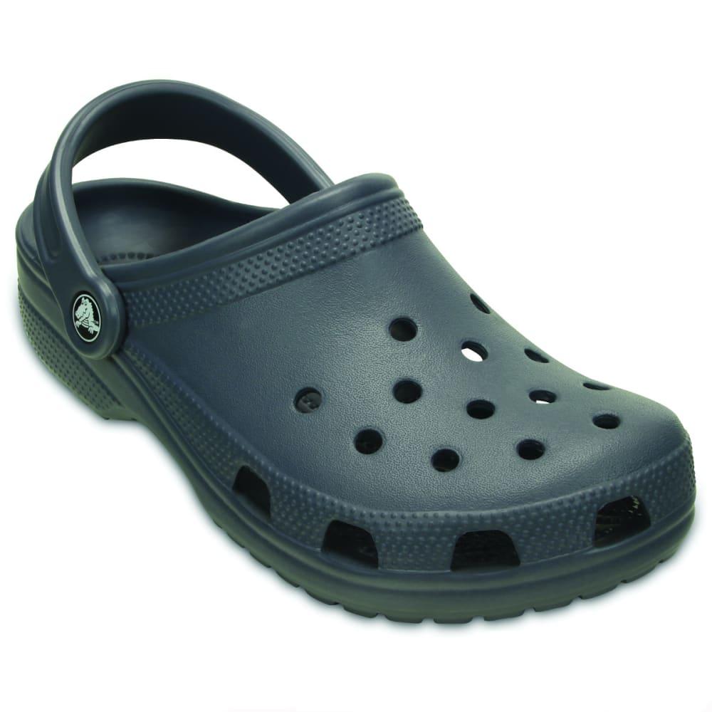 Crocs Adult Classic Clogs - Black, 12