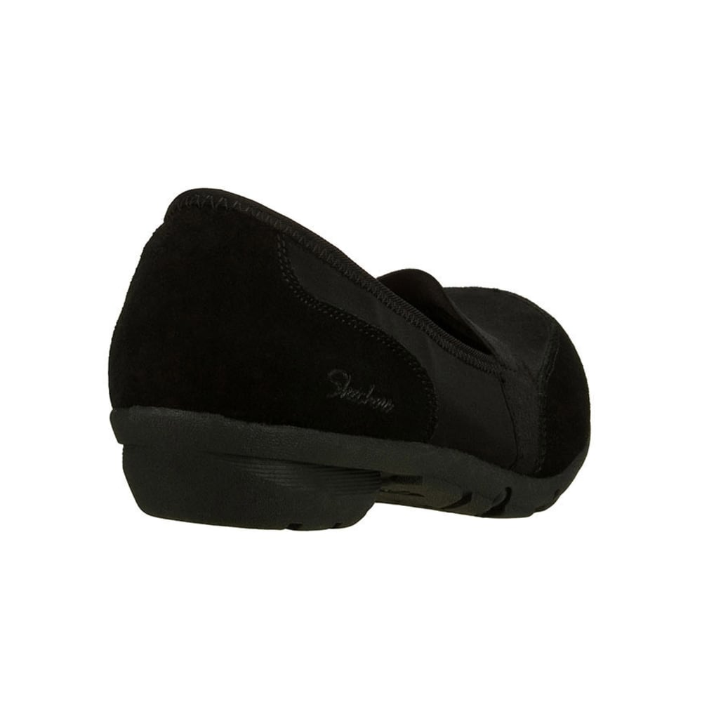 SKECHERS Women's Relaxed Fit: Career 9 to 5 Shoes - BLACK