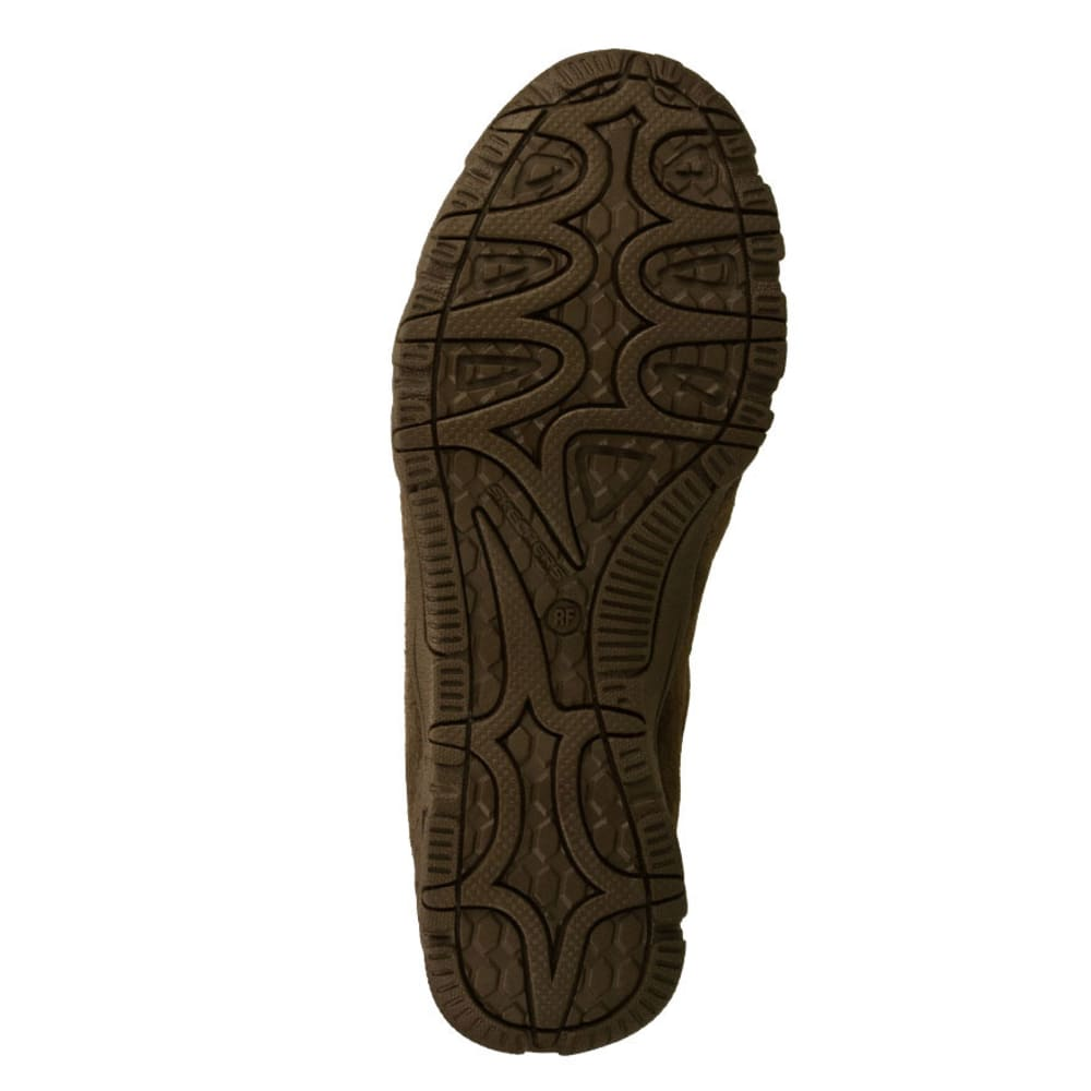 SKECHERS Women's Endeavor SDE Double-Gore Slip-On Shoes - CHOCOLATE