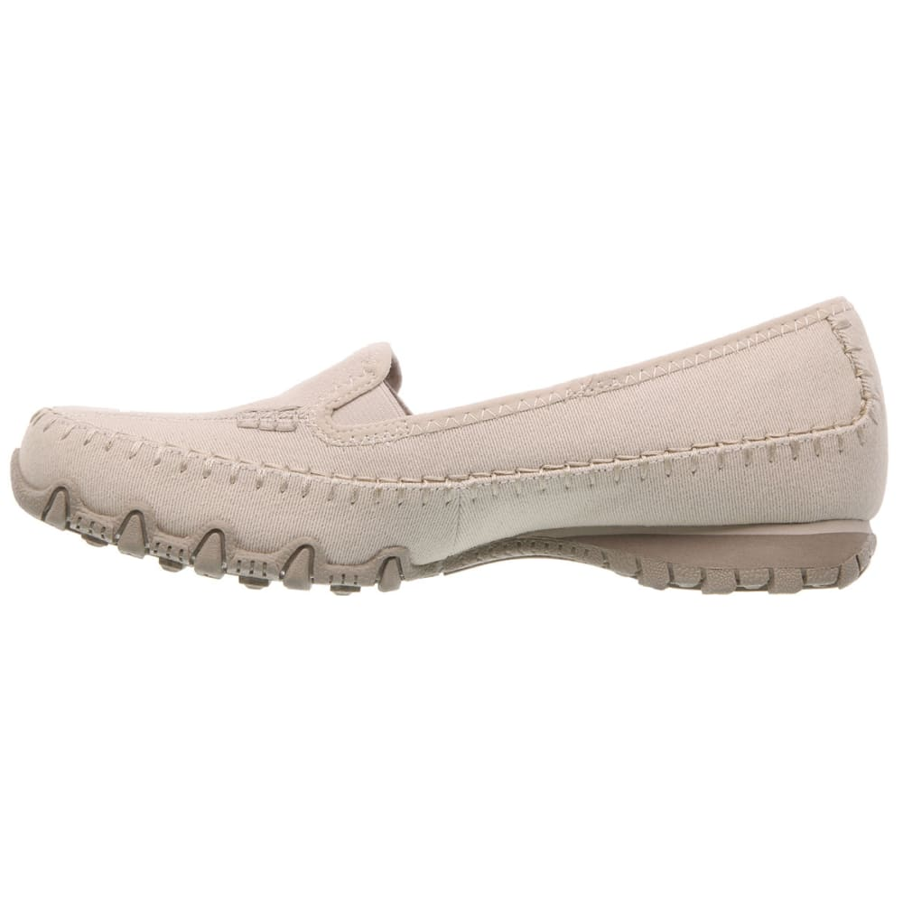 SKECHERS Women's Relaxed-Fit Biker Shoes - NATURAL 49020