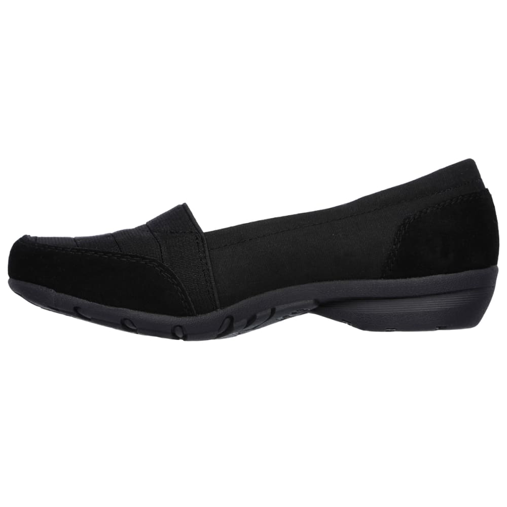 SKECHERS Women's Relaxed Fit: Career- Work It Shoes - BLACK/NEPTUNE