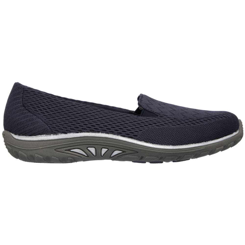 SKECHERS Women's Relaxed Fit: Reggae Fest- Willows Shoes - ANCHOR BLUE