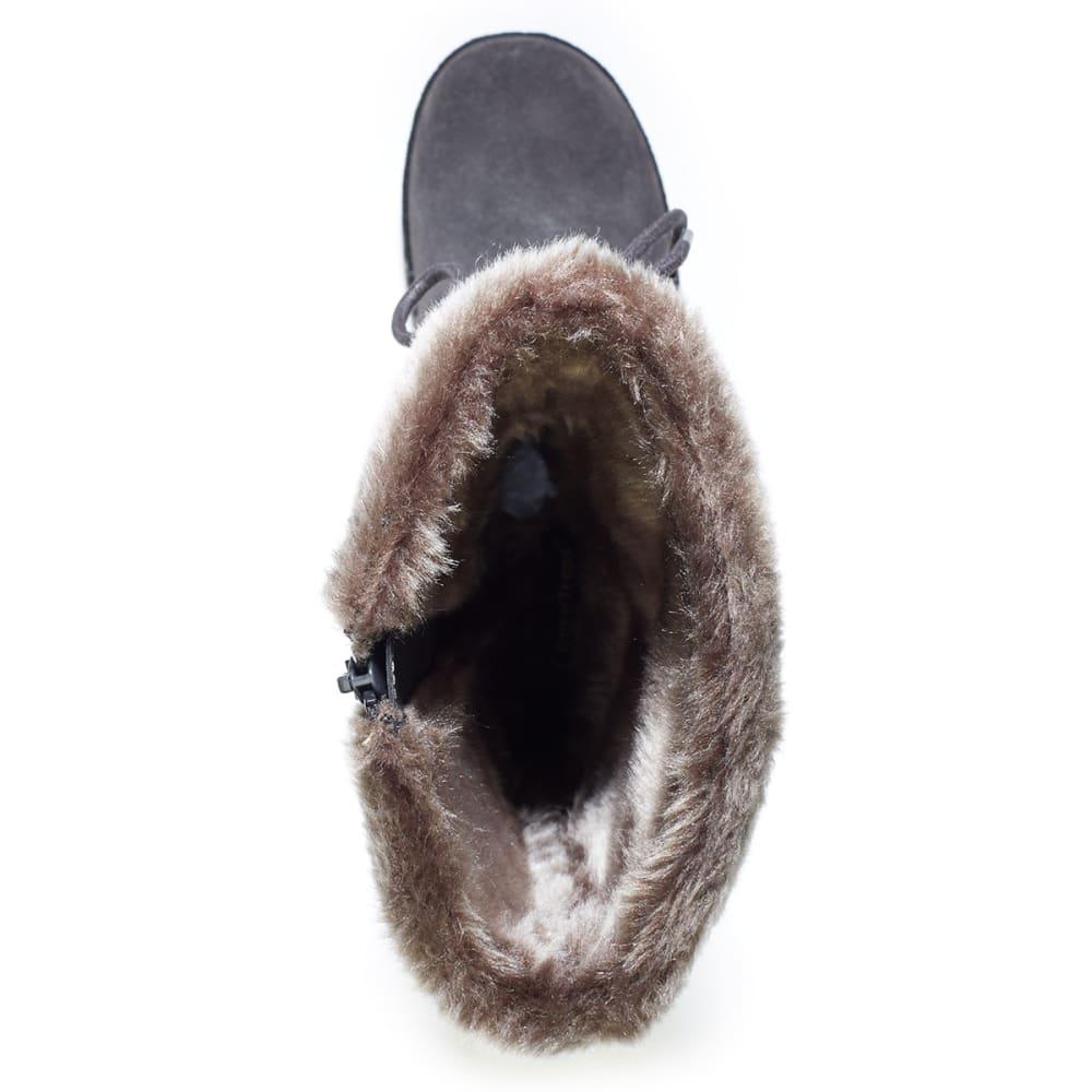 BARETRAPS Women's Elicia Boots - CHARCOAL