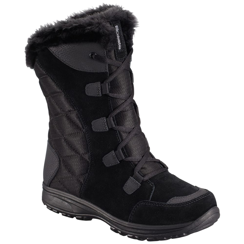 Columbia Women's Ice Maiden Ii Boots - Black, 6