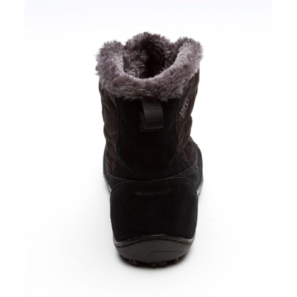 Columbia Women's Minx Shorty Omni Heat Boot - BLACK