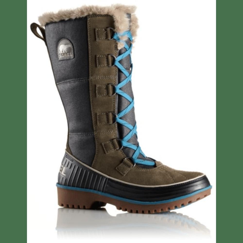 SOREL Women's Tivoli High II Canvas Winter Boots - ASSORTED