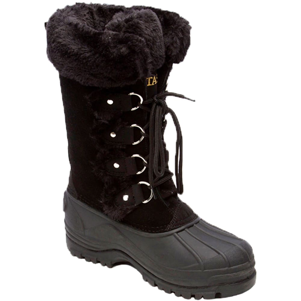 ITASCA Women's Marais Winter Boots - BLACK