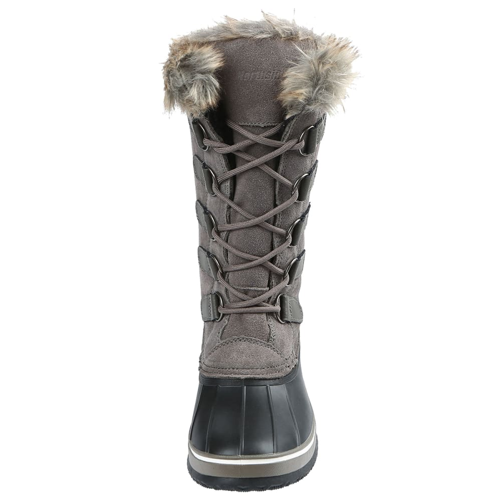 NORTHSIDE Women's Kathmandu Boots - WARM GRY-941