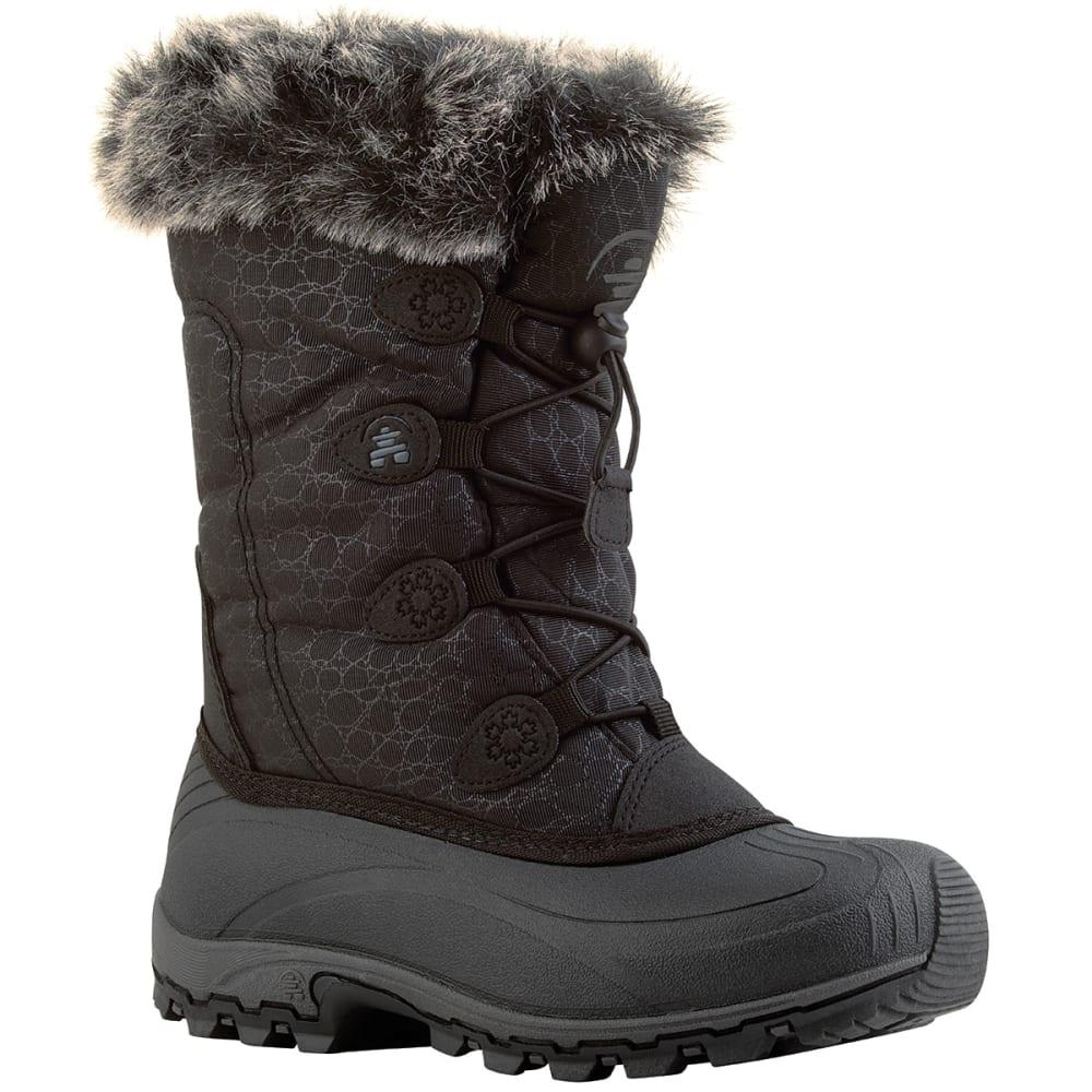 KAMIK Women's Momentum Snow Boots - BLACK