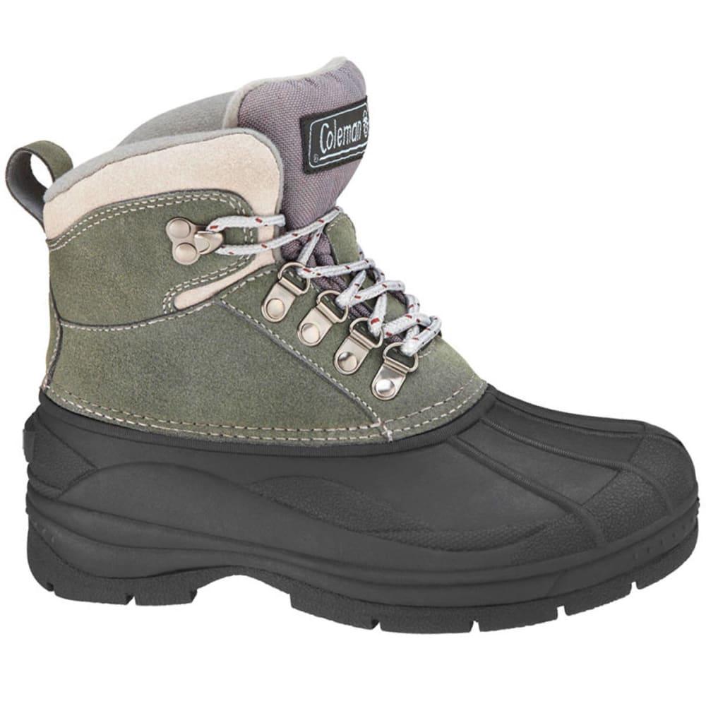 COLEMAN Women's Glacier Boots 6