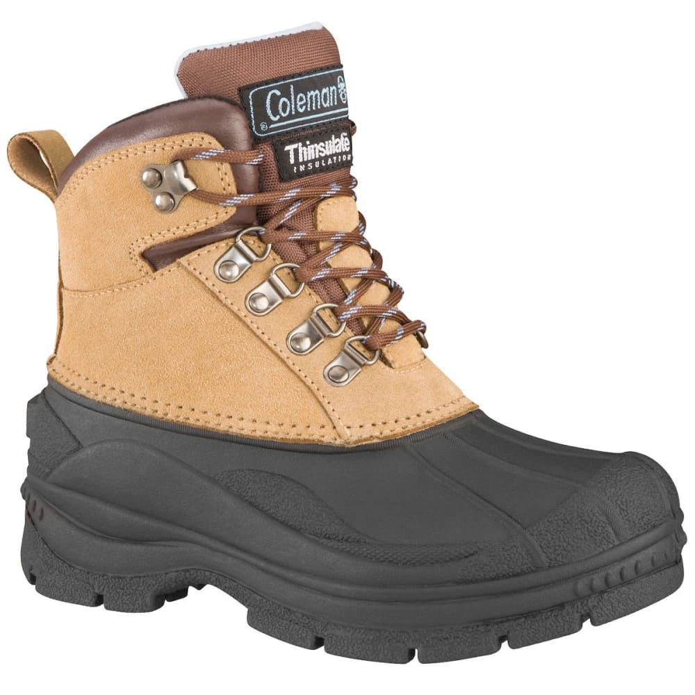 Coleman Women's Glacier Boots - Brown, 6