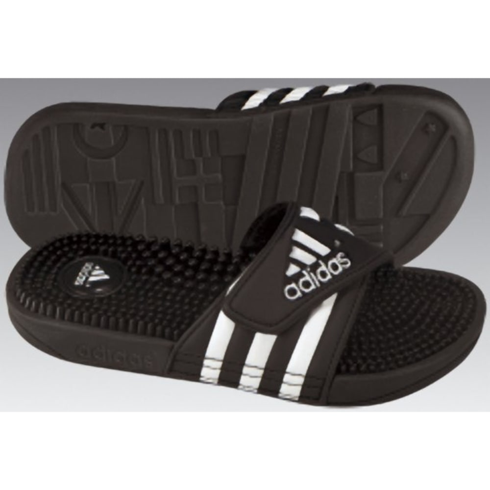 Adidas Boy's Adissage Tu Sandals - Black, 1