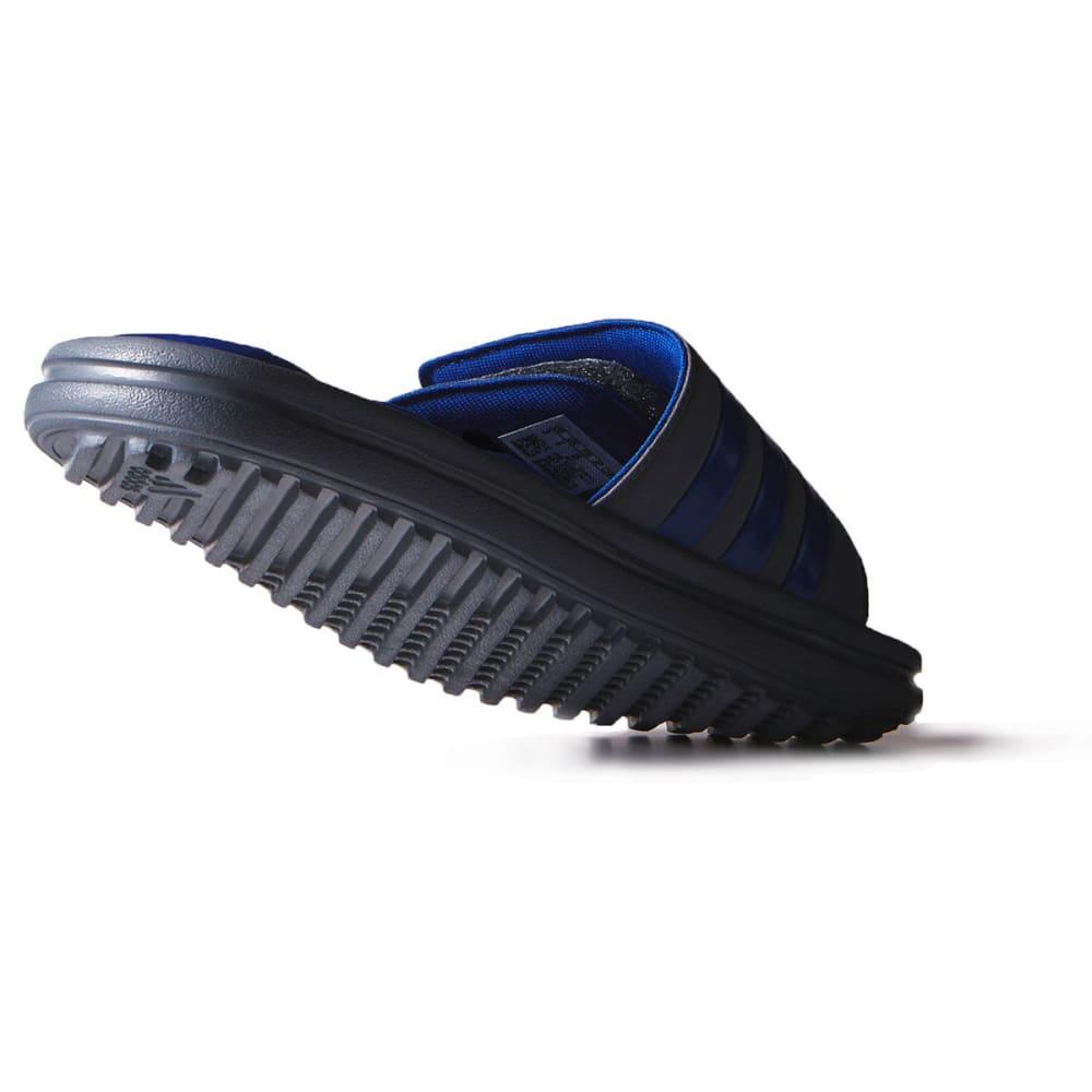 ADIDAS Boys' Zeitfrei Slide Sandals - GRAY