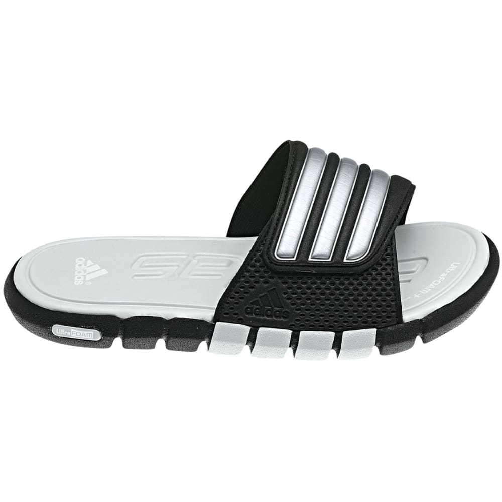 Adidas Boys Adilight Slide Sandals - Black, 1
