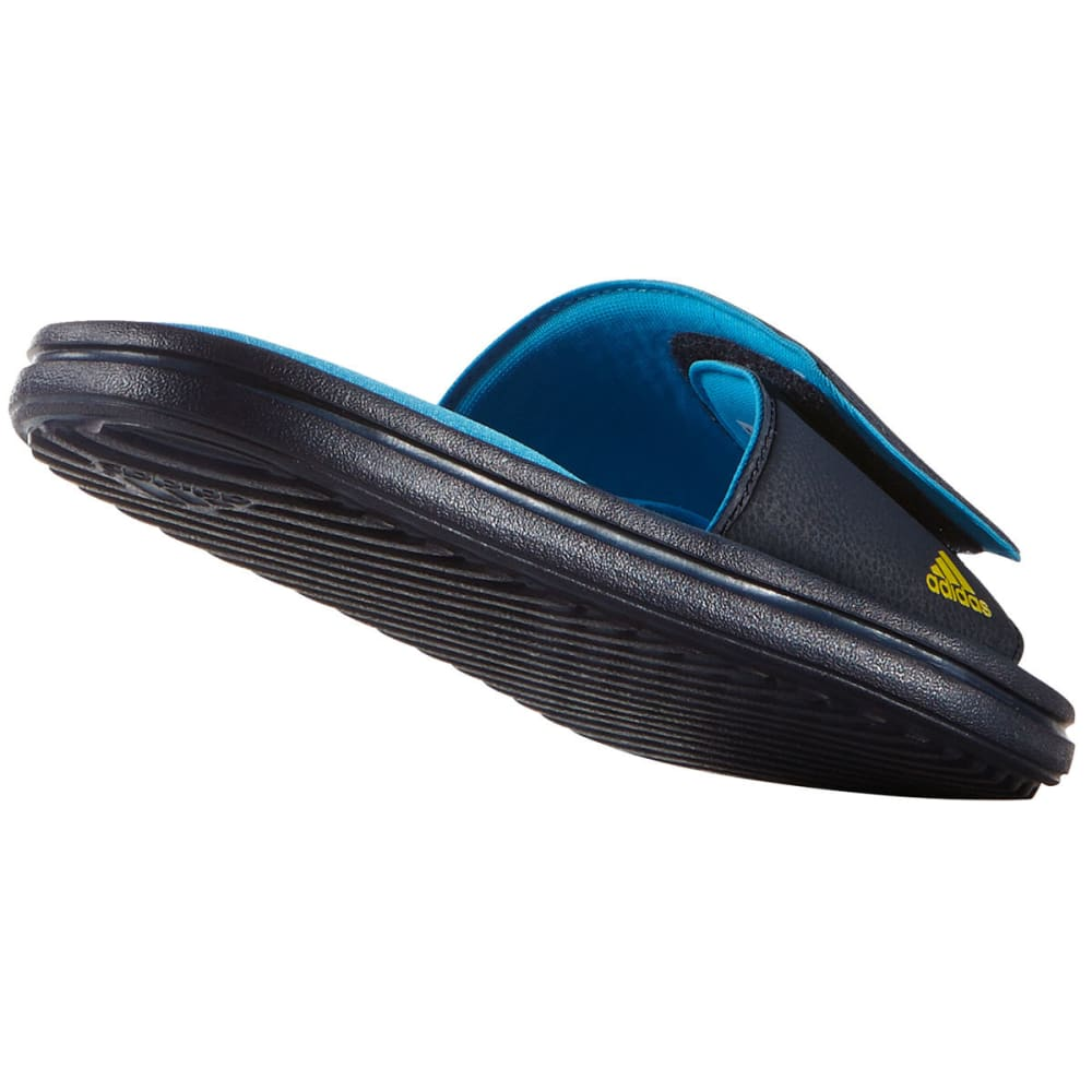 ADIDAS Kids' Zeitfrei Slide-On Sandals - NAVY