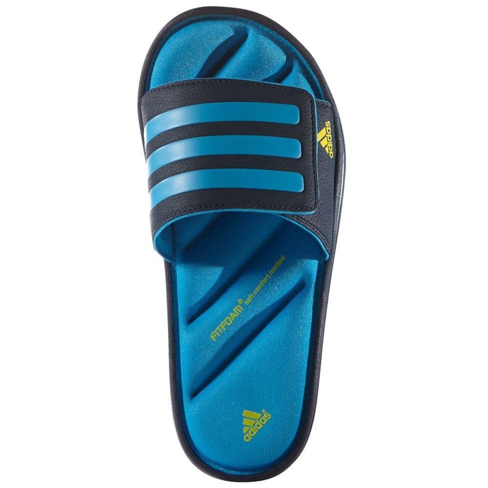 ADIDAS Kids' Zeitfrei Slide-On Sandals - NAVY