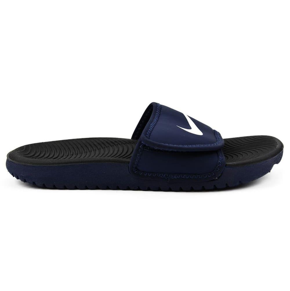 NIKE Boys' Kawa Adjustable Slide Sandals 3