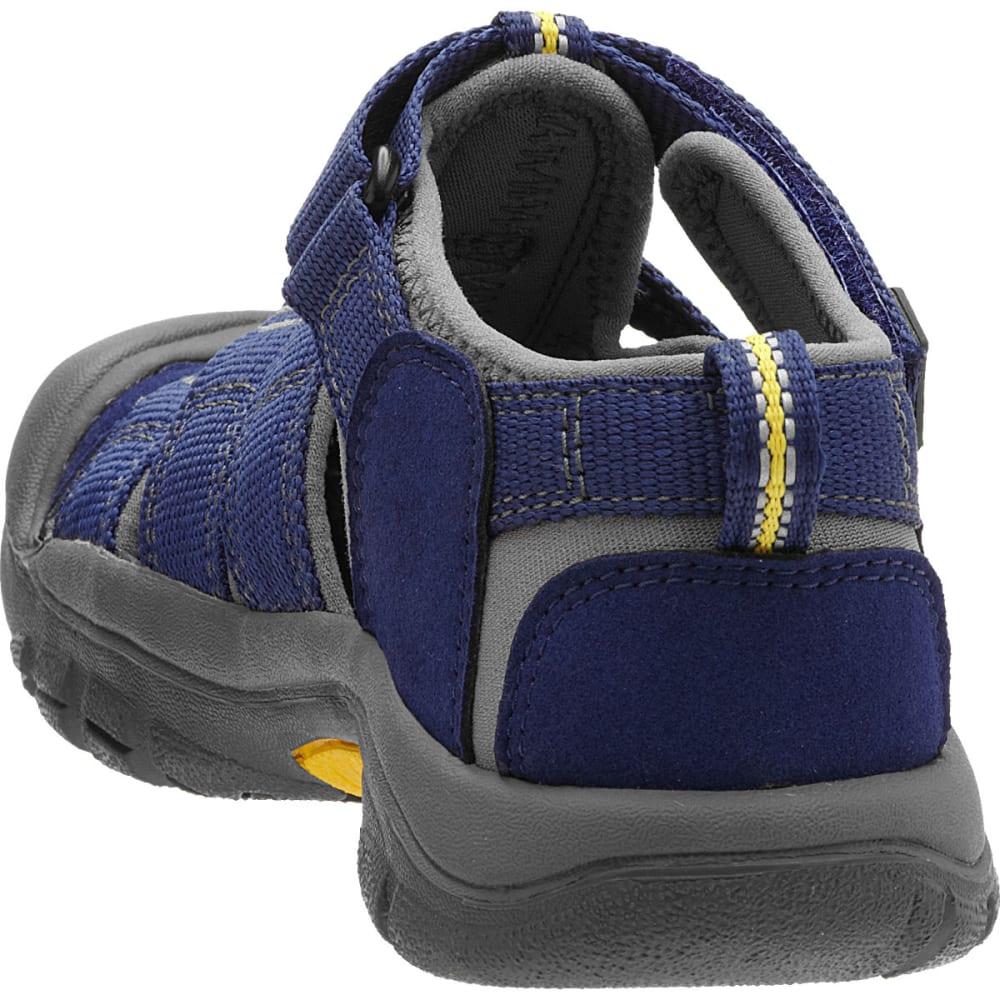 KEEN Toddler Newport H2 Sandals, Blue/Gargoyle - BLUE DEPTH