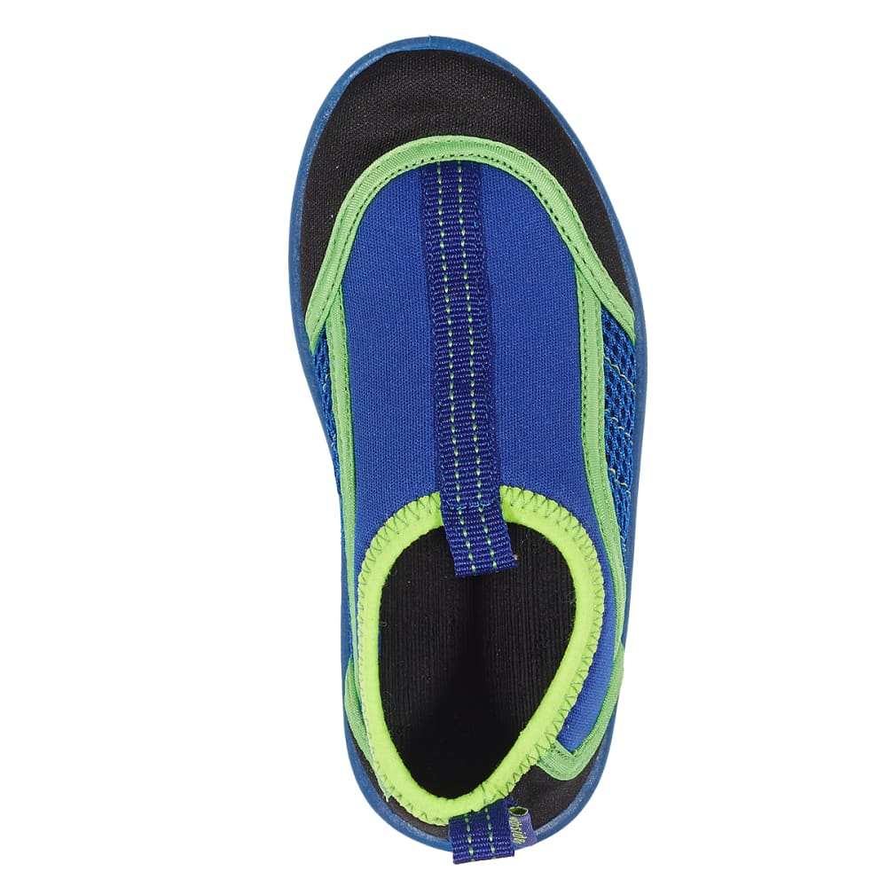 NORTHSIDE Boys' Dorado Water Shoes - BLUE/GREEN