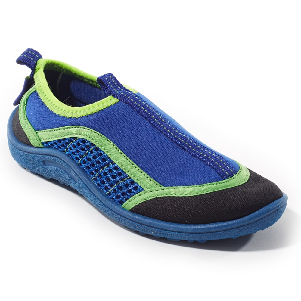 NORTHSIDE Boys' Dorado Water Shoes - BLUE/GREEN