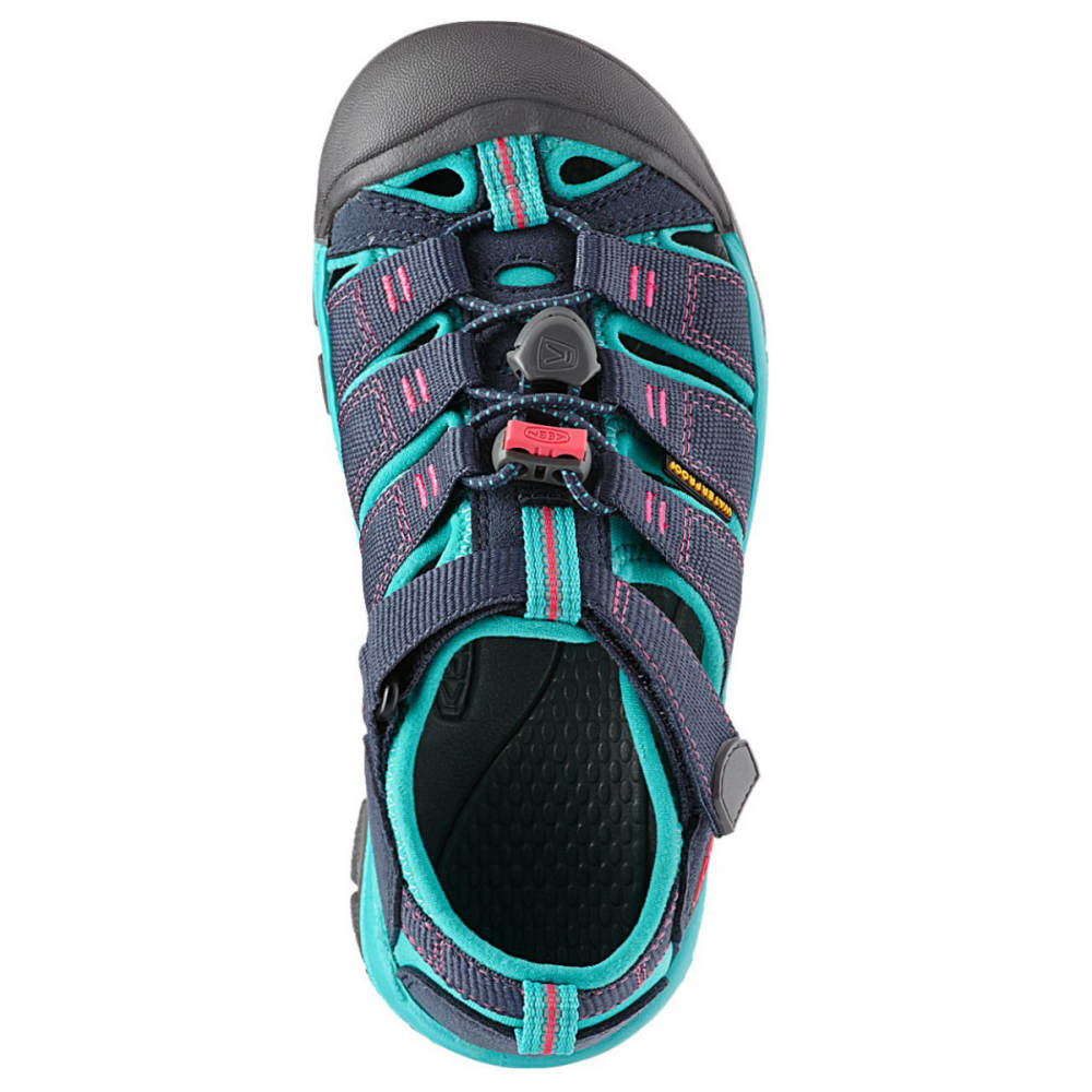 KEEN Girls' Newport H2 Sandals - NAVY