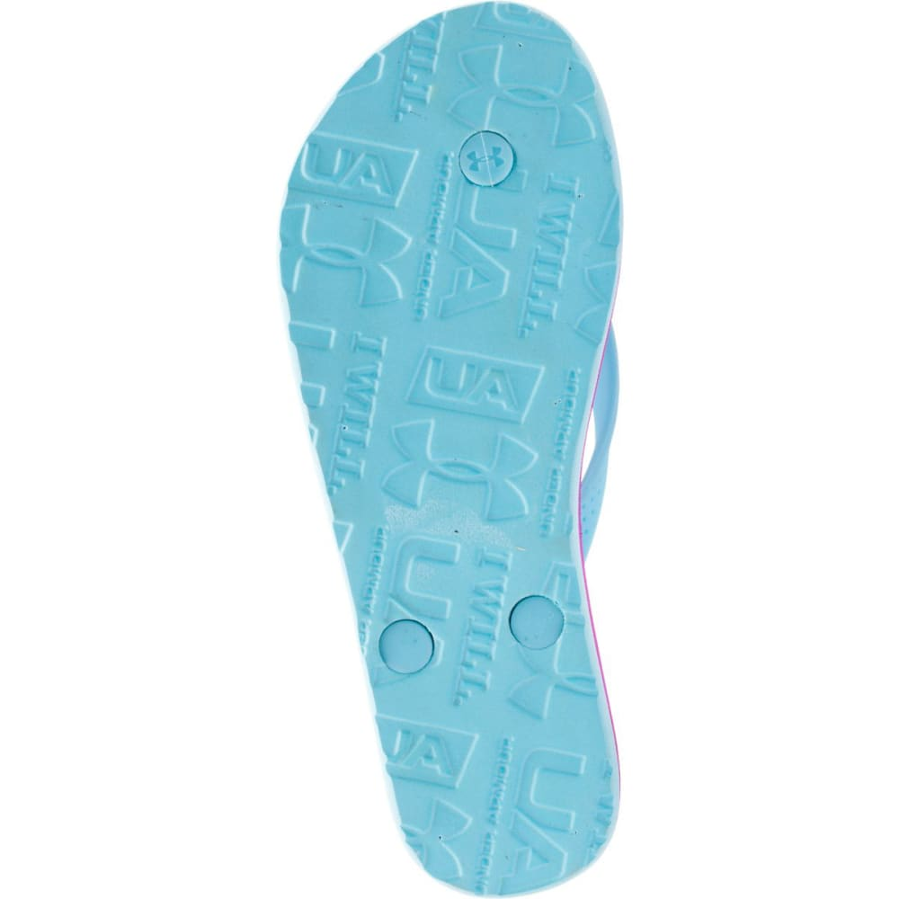 UNDER ARMOUR Girls' Atlantic Dune Sandals - STROBE
