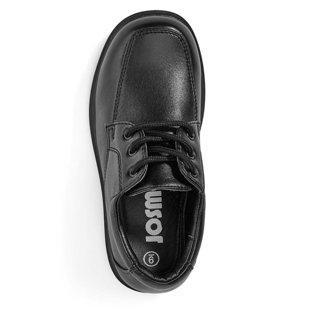 JOSMO Boys' David Lace Oxford Shoes - BLACK