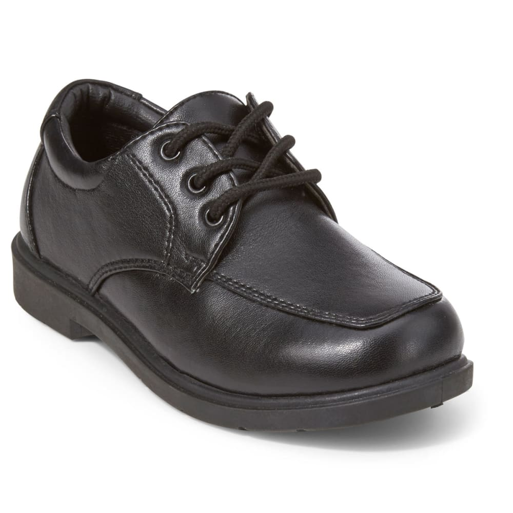 JOSMO Boys' David Lace Oxford Shoes - BLACK