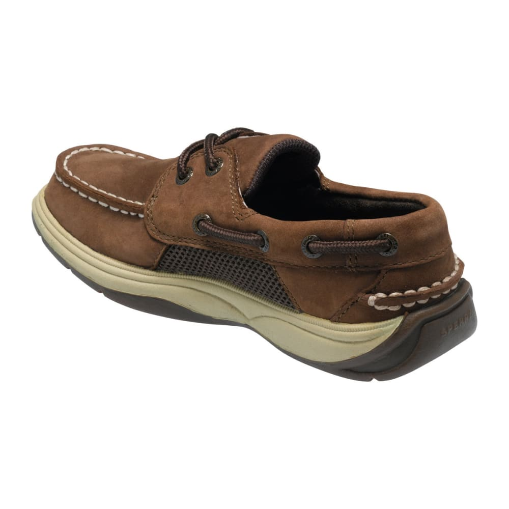 SPERRY Boys' Intrepid Boat Shoes - BROWN