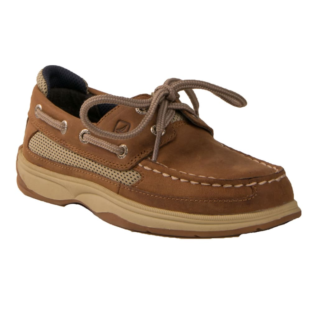 SPERRY Boy's Lanyard Boat Shoes 1