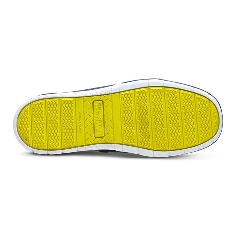 SPERRY Boy's Billfish Sport Boat Shoes - LIGHT GREY