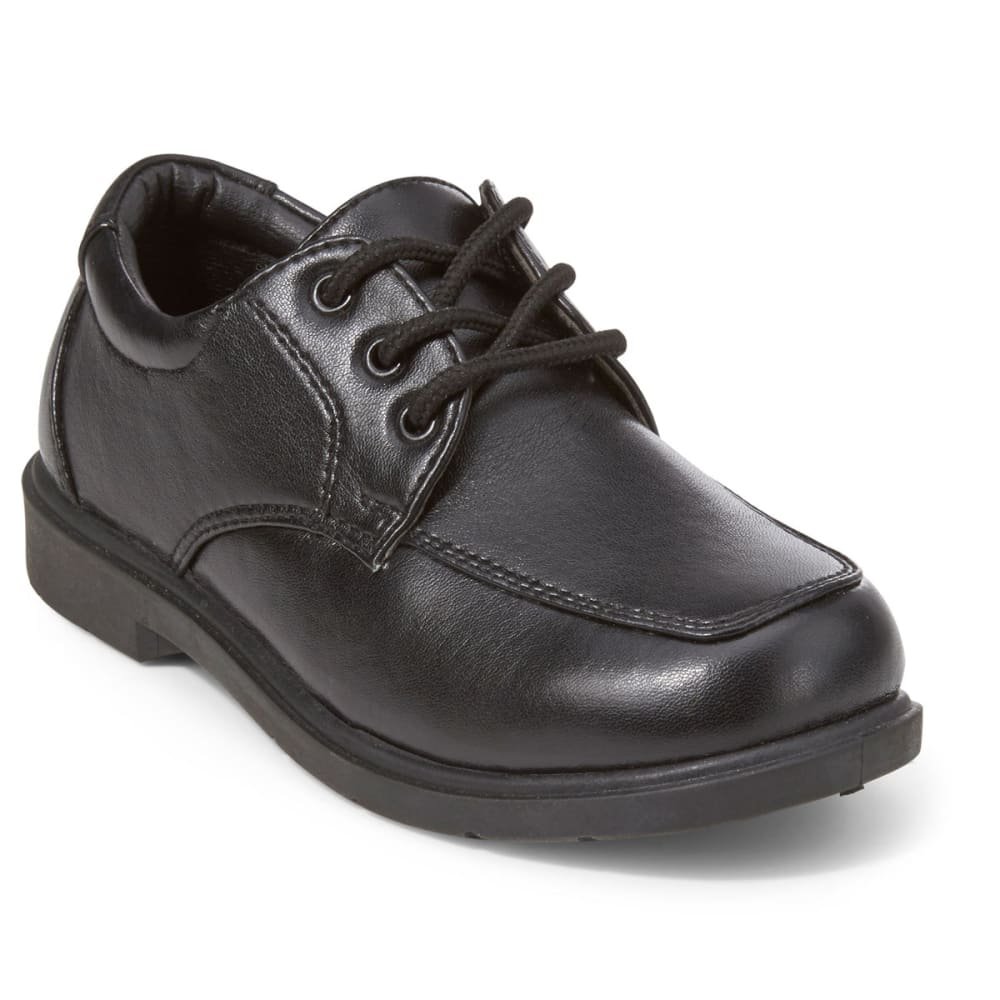 JOSMO Boys' David Dress Shoes - BLACK