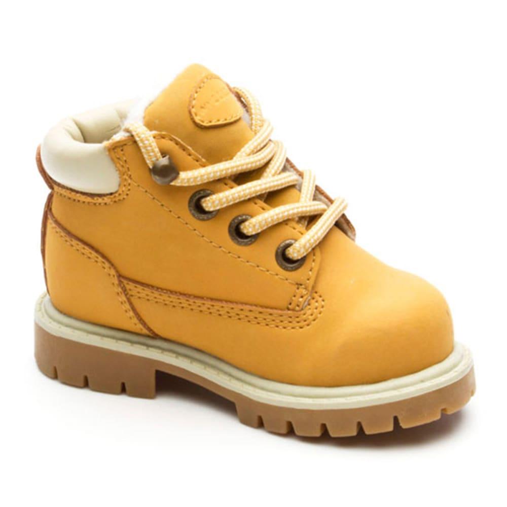 LUGZ Infant Boys' Drifters Fleece Boots, 5-12 8
