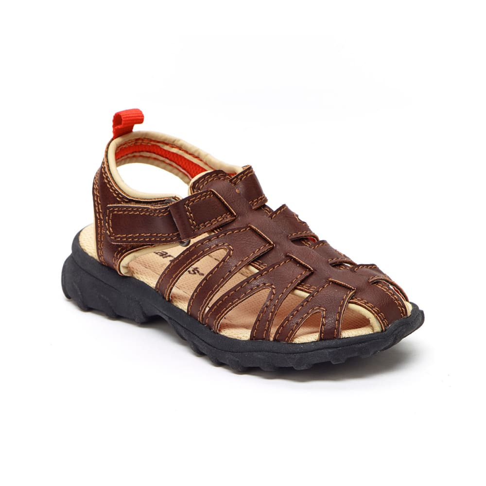 CARTERS Infant Boys' Julian Fisherman Sandals - BROWN
