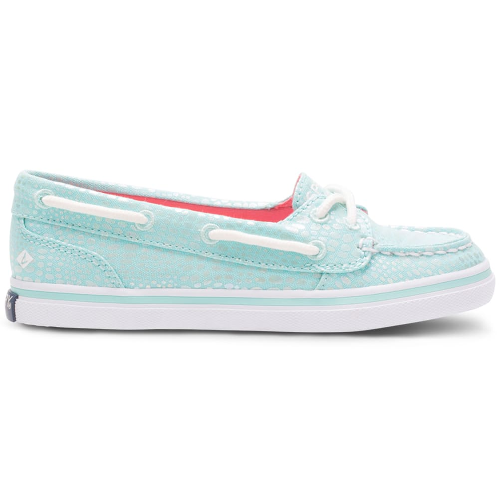 SPERRY TOP-SIDER Girls' Seabright Shoes, Mint - MINT