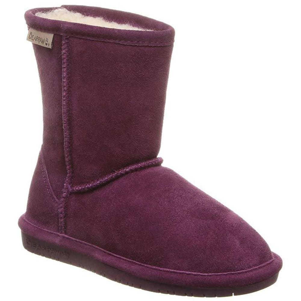 BEARPAW Girls' Emma Boots 3