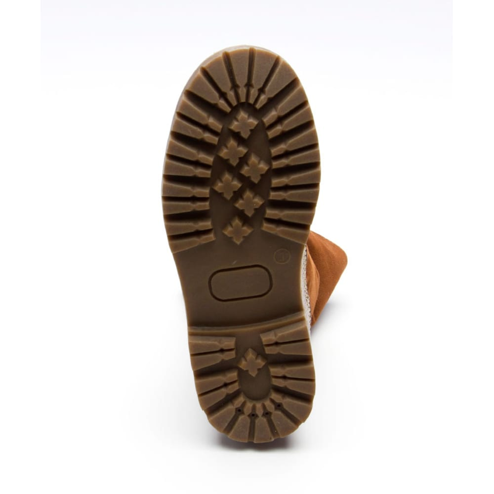 YOKI Girls' Tammy Boots, Sizes 10-4 - RUST