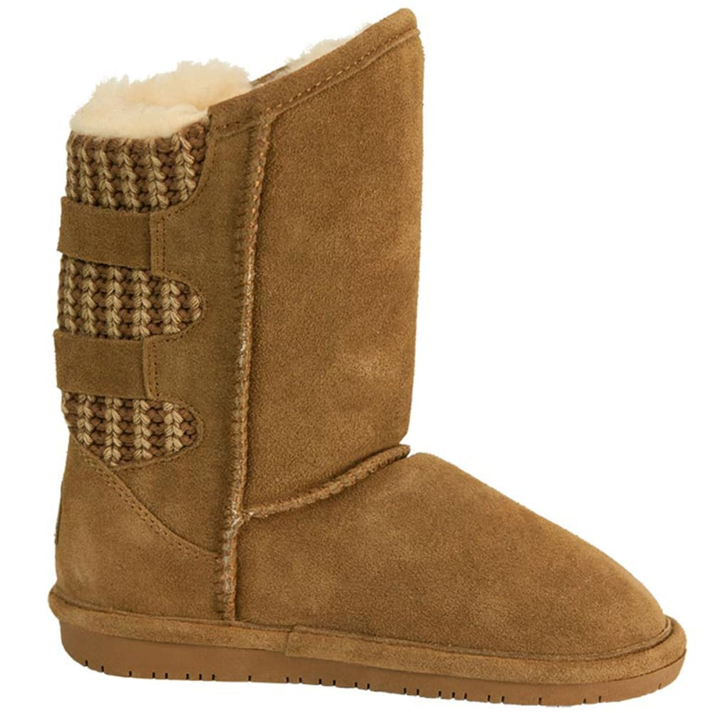 BEARPAW Girls' Boshie Boots - HICKORY