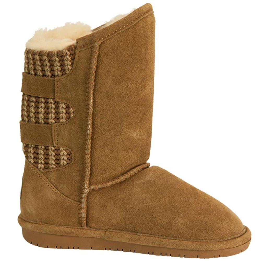 BEARPAW Girls' Boshie Boots - HICKORY