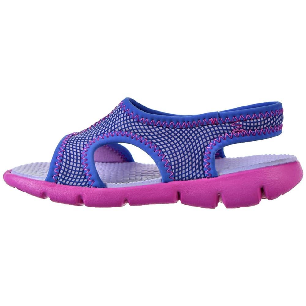 NIKE Toddler Girls' Sunray 9 Sandals - KNOCKOUT PINK