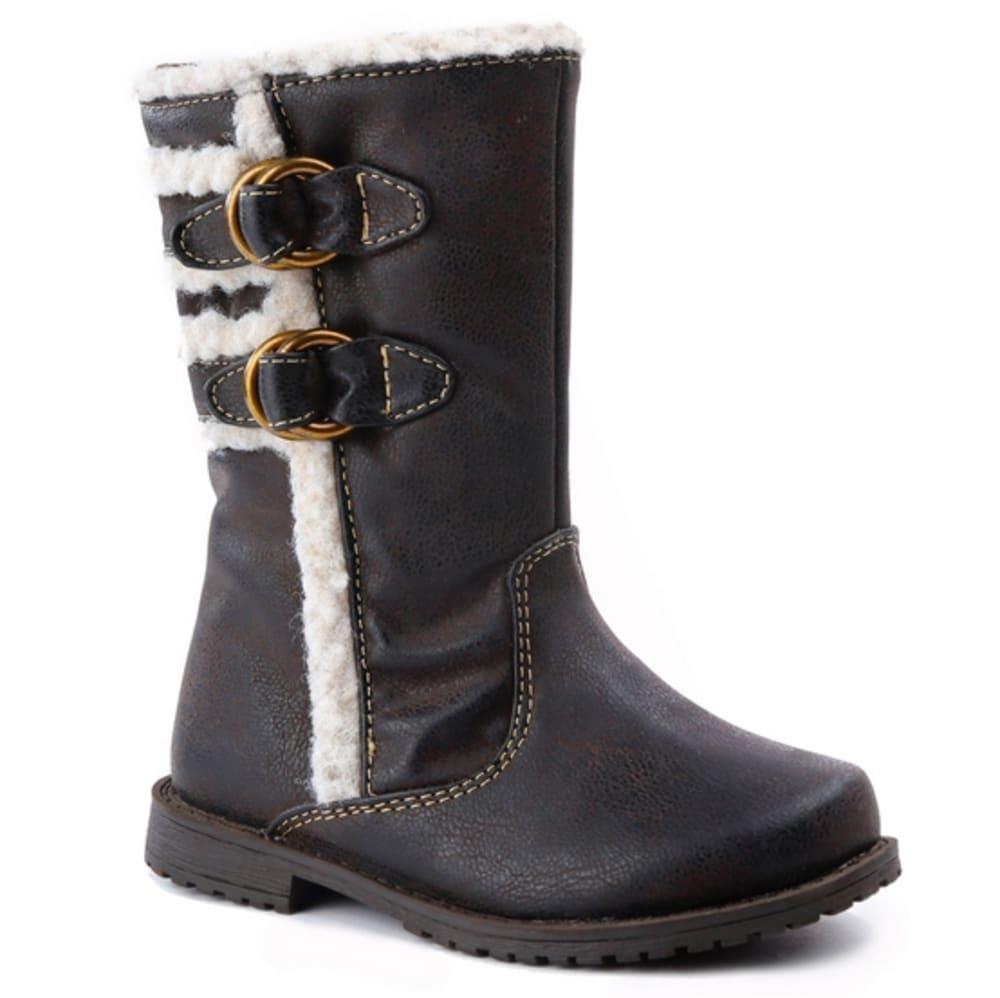 RACHEL SHOES Girls' Lil Sahara Boots - BROWN