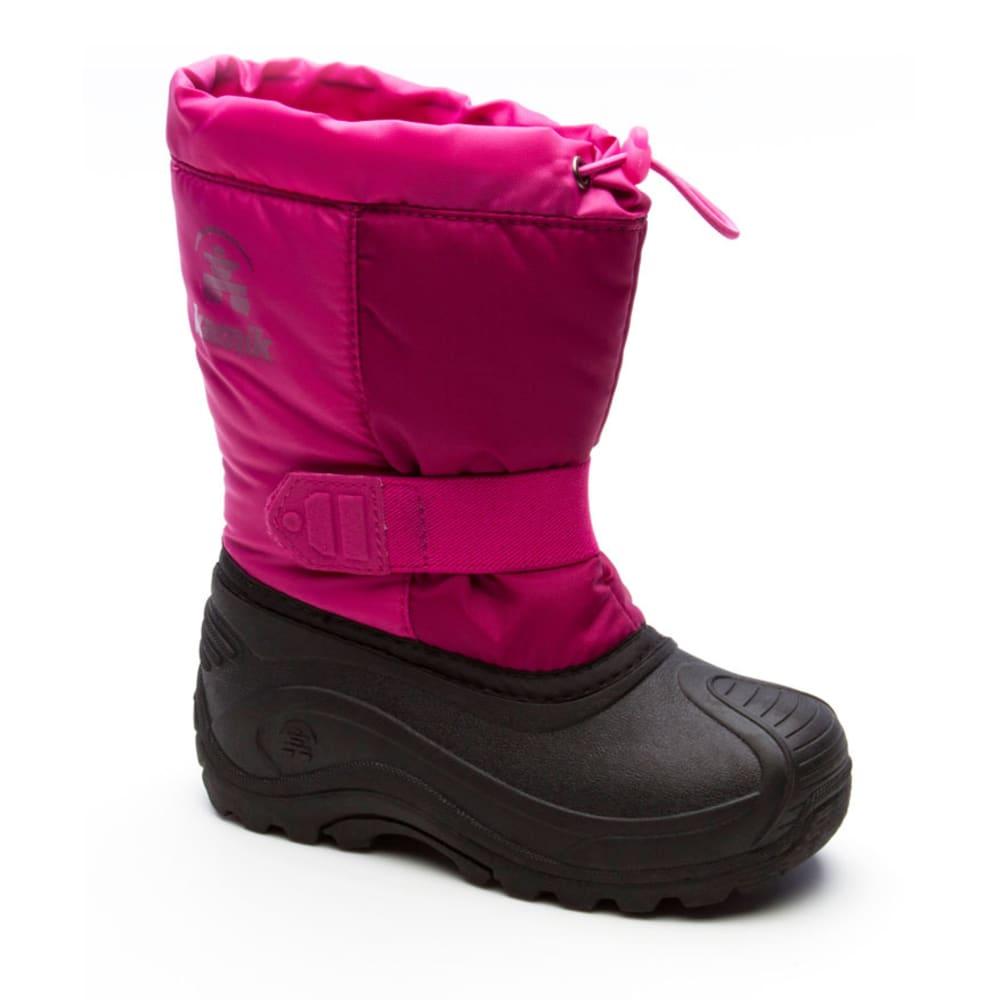 KAMIK Girls' Tickle 7 Boots, 11-13 - MAGENTA