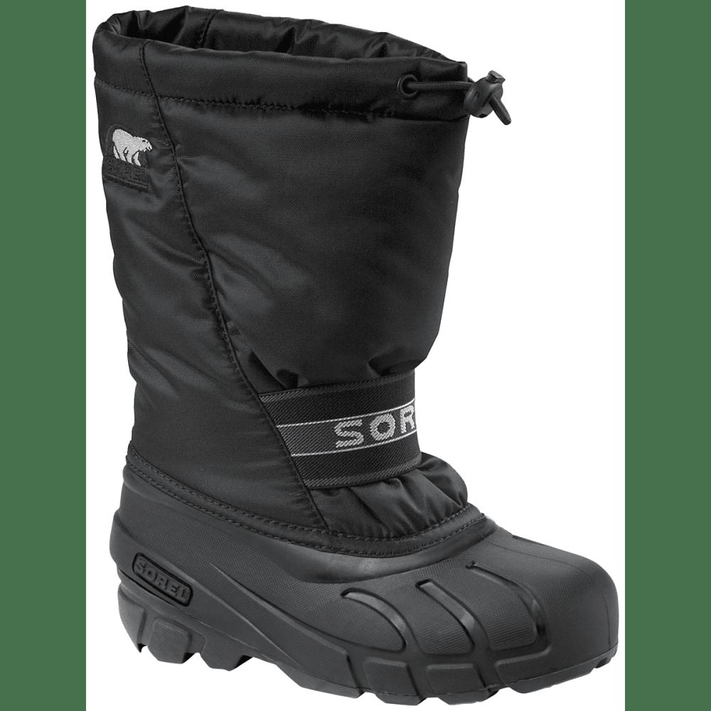 SOREL Kids' Cub Winter Boots - TODDLER - BLACK