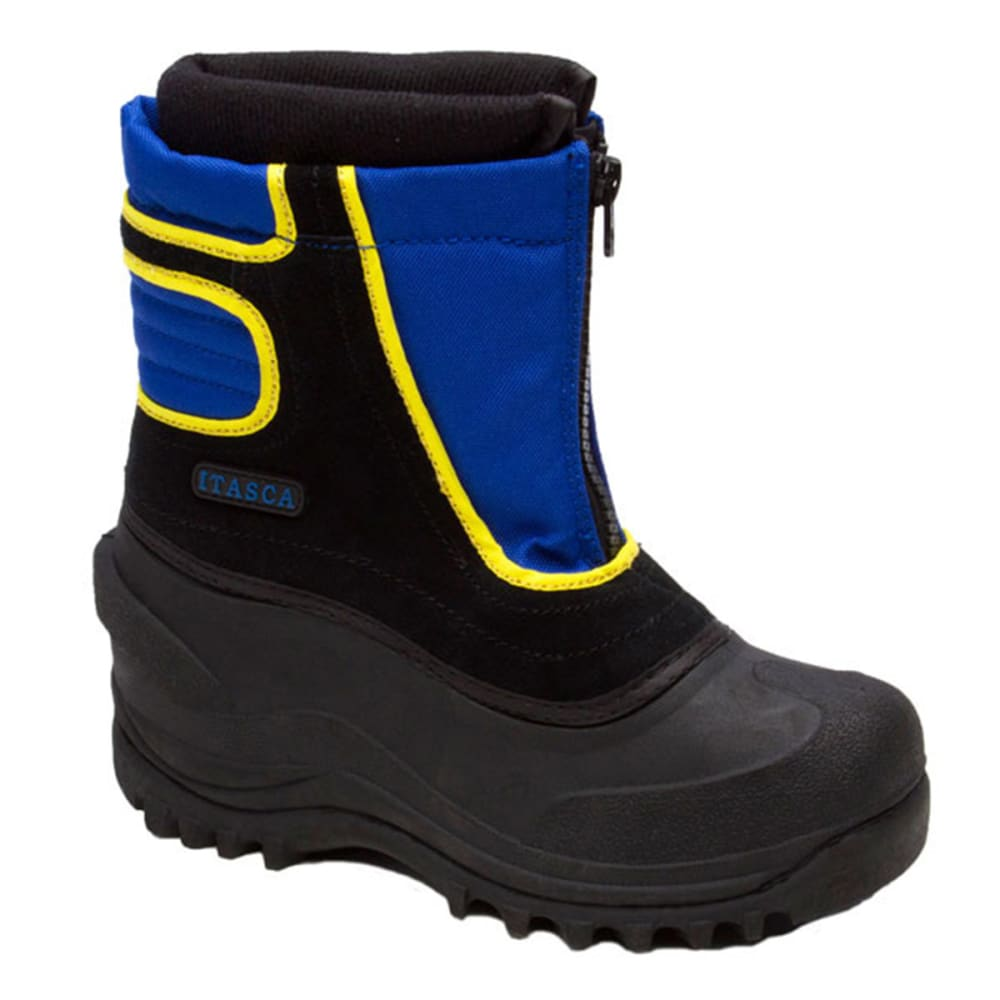 ITASCA Youth Snowstomper Winter Boot - ROYAL BLUE