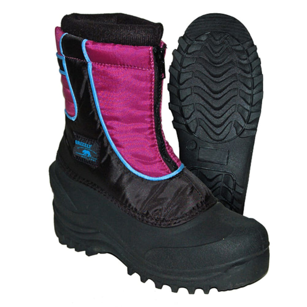 ITASCA Youth Snowstomper Winter Boot - PINK