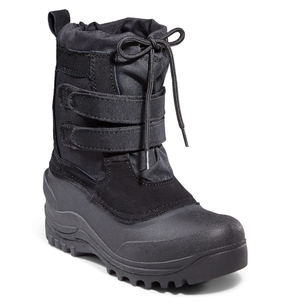 ITASCA Kids' Little Pac Boots - STEALTH LINE METER