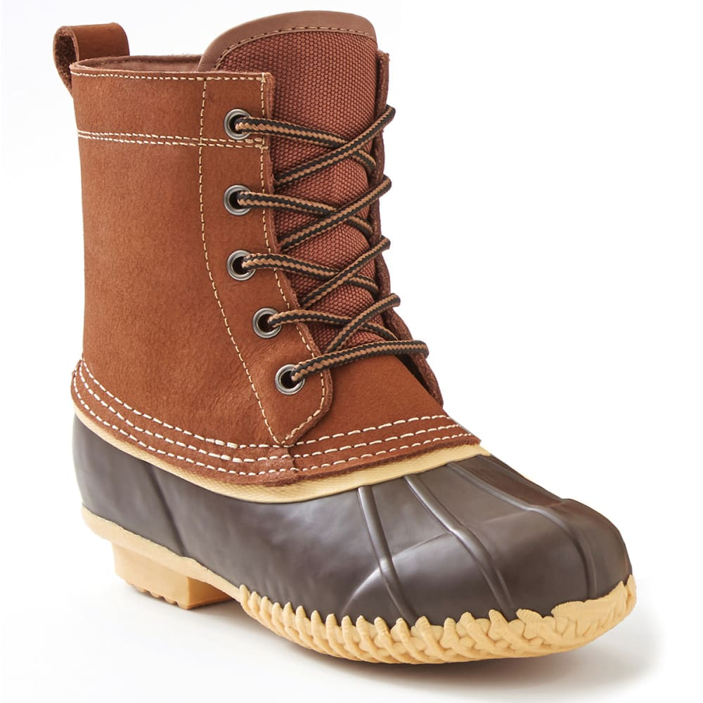 DAKOTA GRIZZLY Kids' Cannon Mountain Duck Boots - TAN