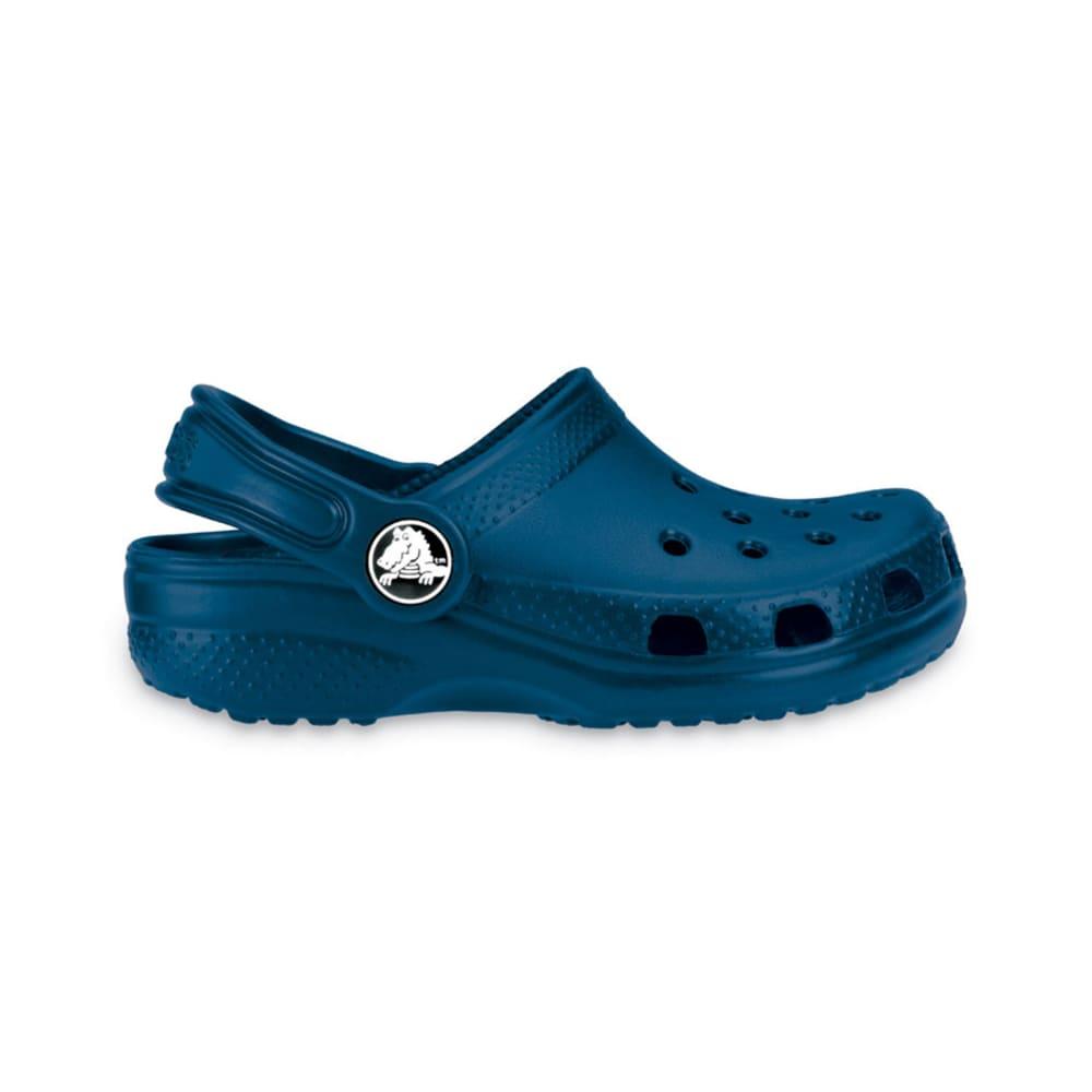 Crocs Kids' Classic Clogs - Blue, 1