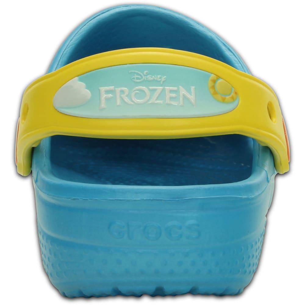 CROCS Kids' Creative Crocs Olaf™ Clogs - ELECTRIC BLUE