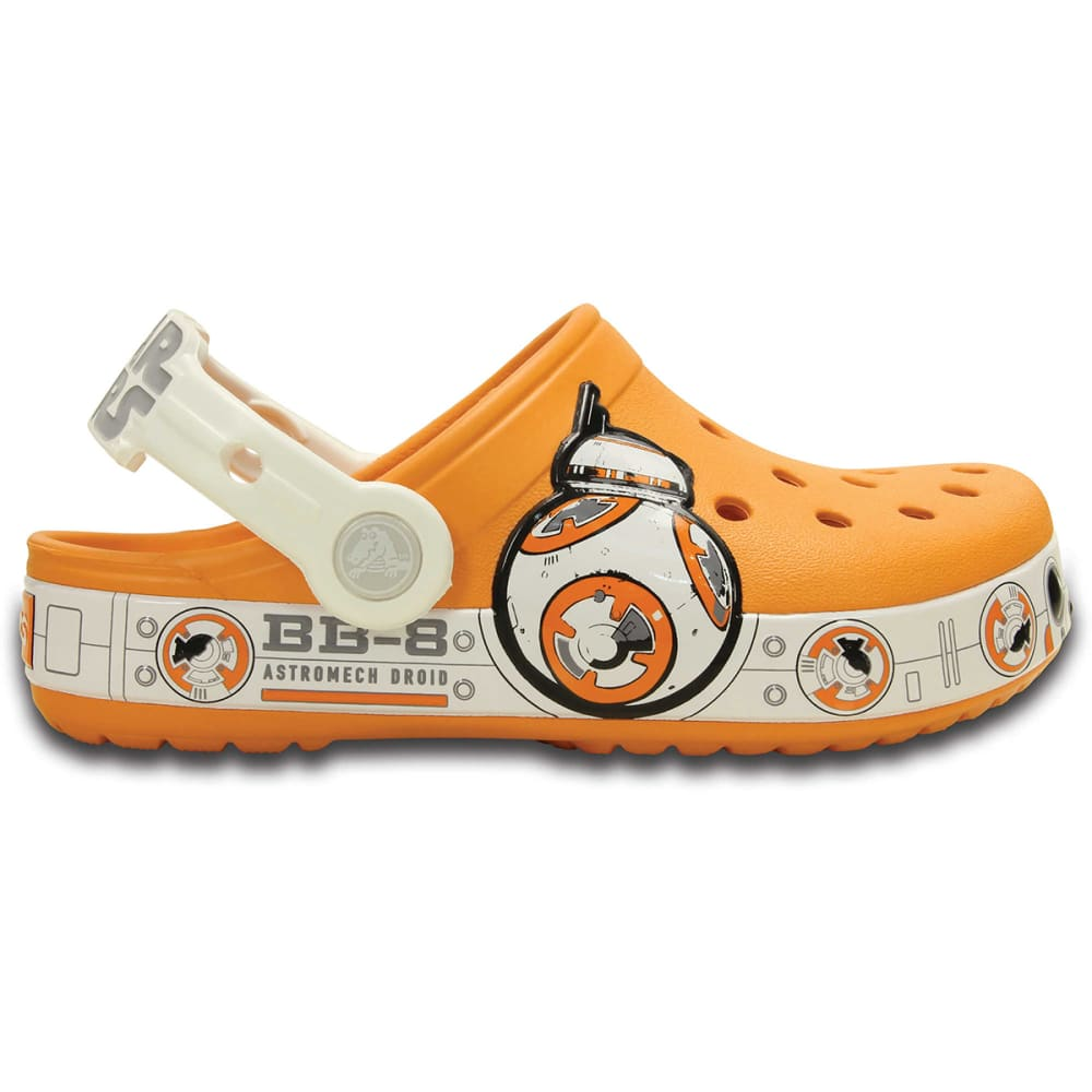 CROCS Boys' Star Wars™ BB-8™ Clogs - HOT TODDIES
